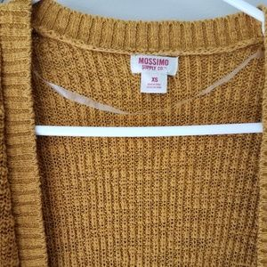 Mossimo Supply Co. Sweaters - Mossimo Supply Co. Open Cardigan - XS